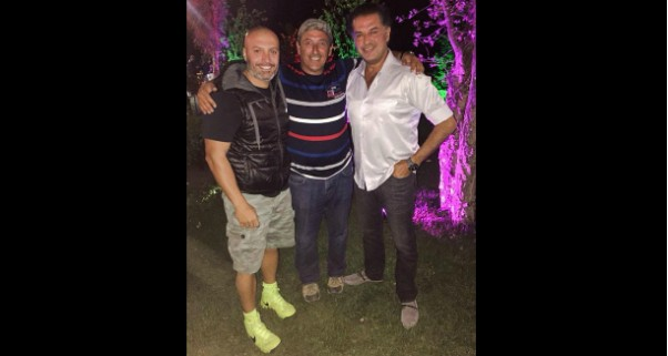 Music Nation - Ragheb Alama  - Dinner With Friends - Mountain - Lebanon (1)