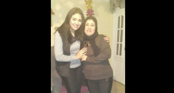 Music Nation - Shereen Yehia - Pic With Her Mother (1)