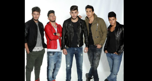 Music Nation -  Sony Music - Launch - The5's  first single   - Eldonia Shabab (4)