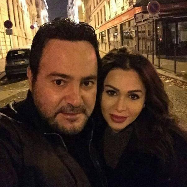 Music Nation - Assi El Hallani & His Wife Colette - Paris (1)