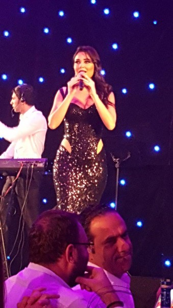 Music Nation - Cyrine Abdel Nour - Dubai - Concert (5)