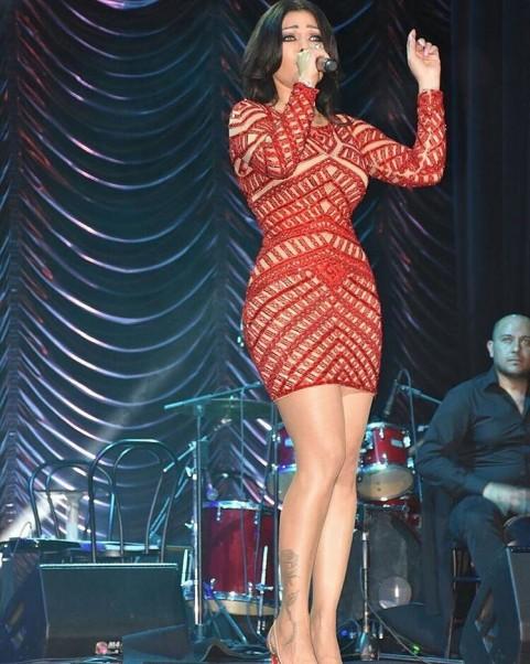 Music Nation - Haifa Wehbe - Concerts - Stars on Board  (1)