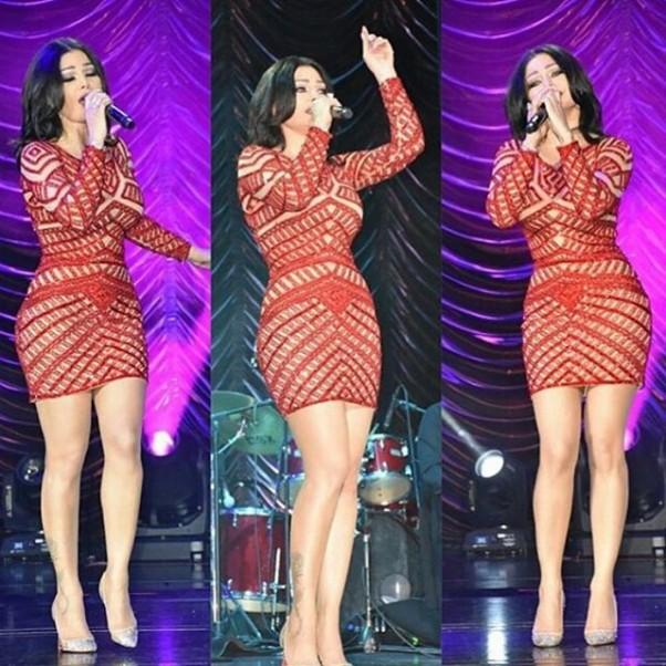 Music Nation - Haifa Wehbe - Concerts - Stars on Board  (10)