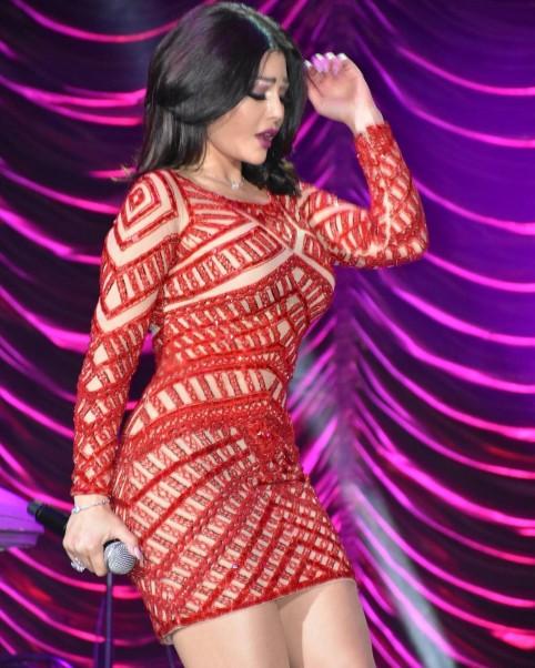 Music Nation - Haifa Wehbe - Concerts - Stars on Board  (11)