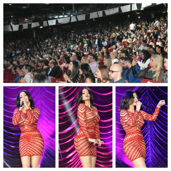 Music Nation - Haifa Wehbe - Concerts - Stars on Board (15)