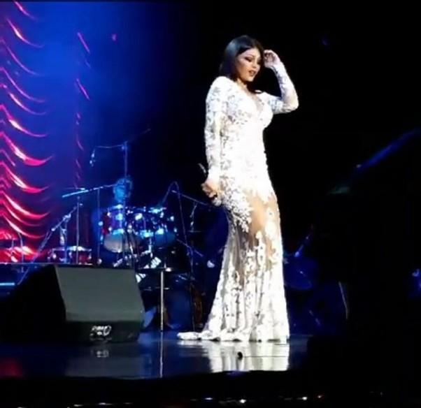 Music Nation - Haifa Wehbe - Concerts - Stars on Board  (3)