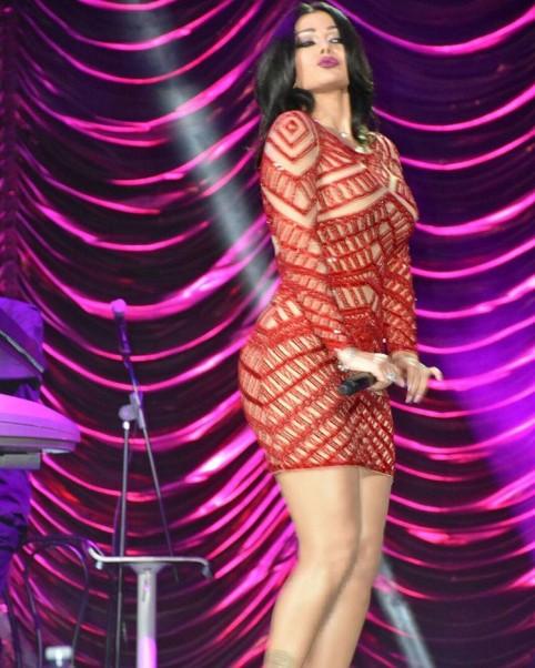 Music Nation - Haifa Wehbe - Concerts - Stars on Board  (5)