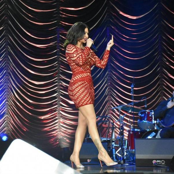 Music Nation - Haifa Wehbe - Concerts - Stars on Board  (6)