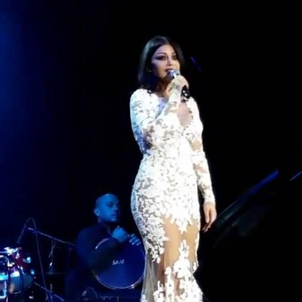 Music Nation - Haifa Wehbe - Concerts - Stars on Board  (7)