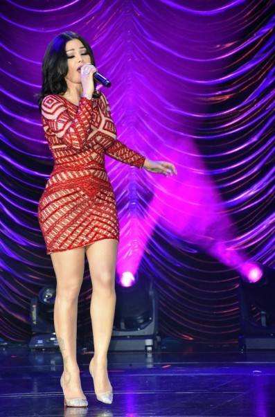 Music Nation - Haifa Wehbe - Concerts - Stars on Board  (8)