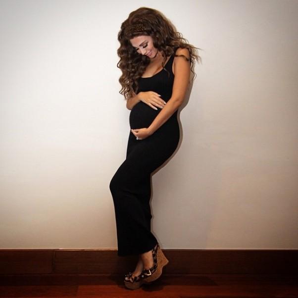 Music Nation - Myriam Fares - Pregnant (1)