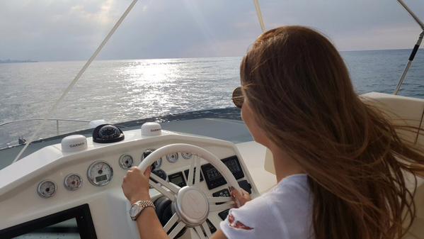 Music Nation - Nancy Ajram - Driving Yacht - Sea (2)