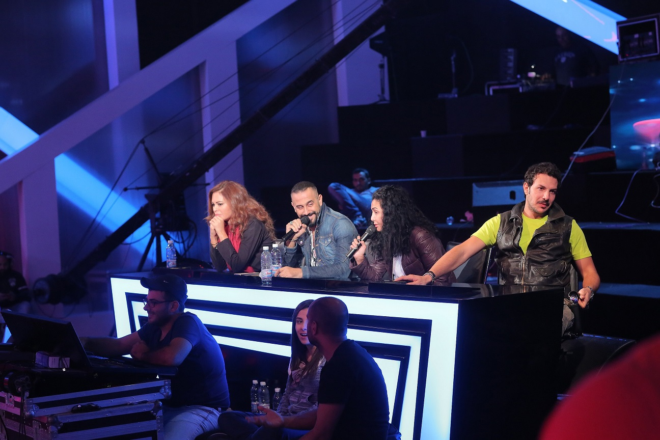 Music Nation arab casting 1 live 3