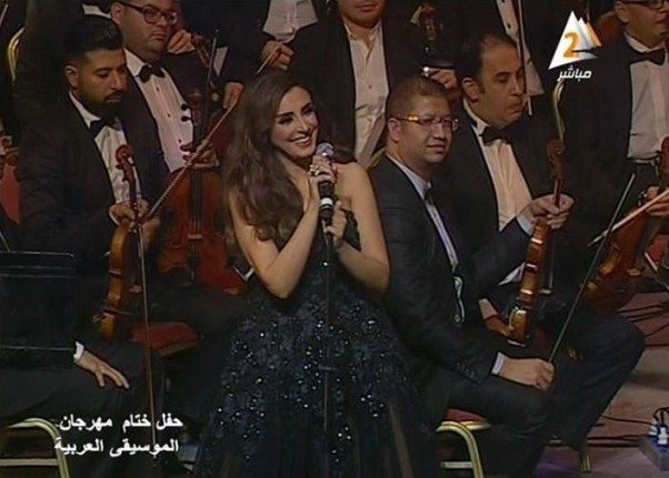 Music Nation - Angham - Concert - Cairo Opera House (1)