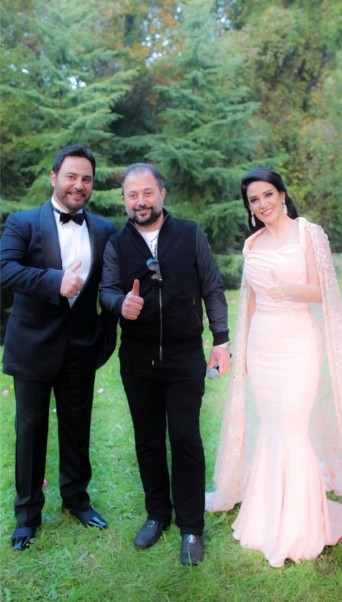 Music Nation - Assi El Hallani & Diana Haddad - New Clip - Duo (1)