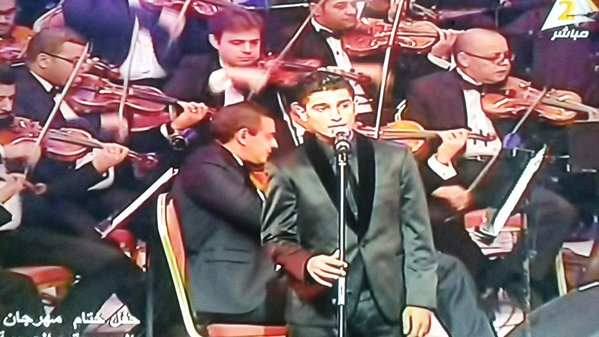 Music Nation - Mohammed Assaf - Cairo Opera House - Concert (2)