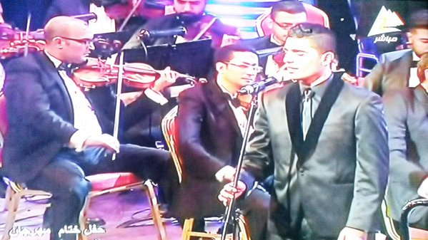 Music Nation - Mohammed Assaf - Cairo Opera House - Concert (4)