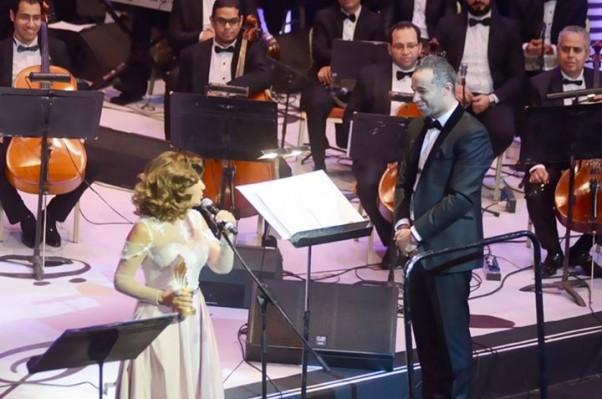 Music Nation - Samira Said - Concert - Cairo Opera House (1)