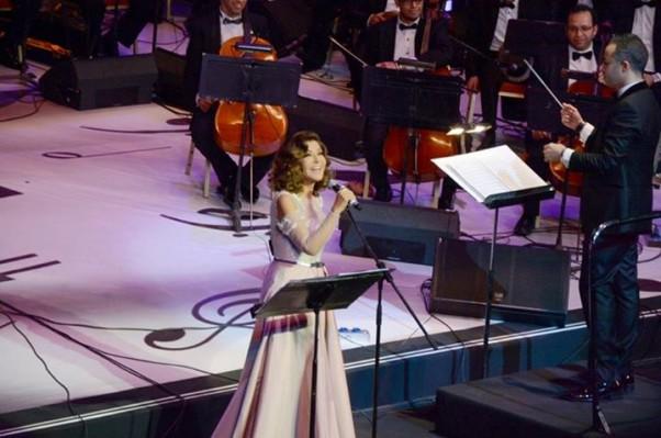 Music Nation - Samira Said - Concert - Cairo Opera House (6)