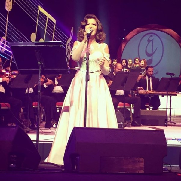 Music Nation - Samira Said - Concert - Cairo Opera House (9)