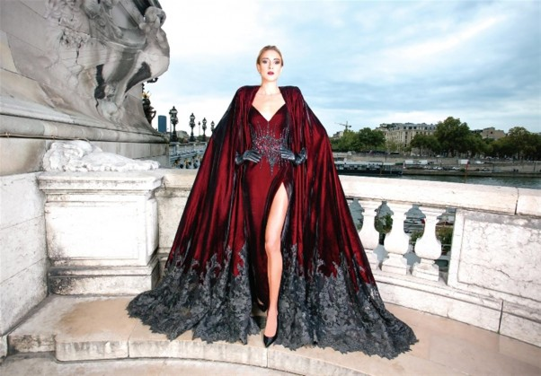 Music Nation - Antoine Kareh -   F;W Haute Couture Collection for 2015-2016 (7)
