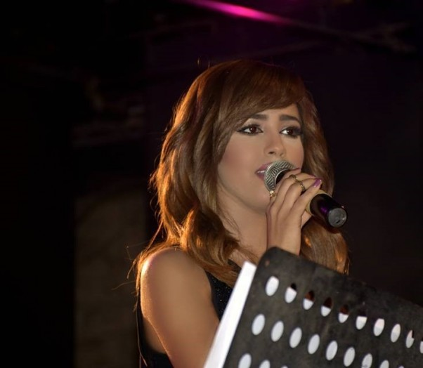 Music Nation - Rana Samaha - Concert -  El Sawy CultureWheel (1)