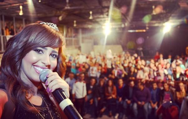 Music Nation - Rana Samaha - Concert -  El Sawy CultureWheel (5)