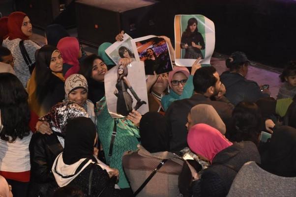 Music Nation - Rana Samaha - Concert -  El Sawy CultureWheel (6)