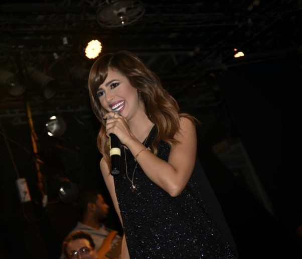Music Nation - Rana Samaha - Concert -  El Sawy CultureWheel (7)
