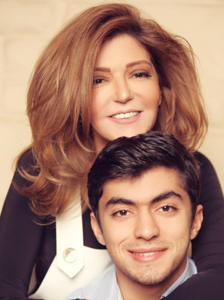 Music Nation - Samira Said & Her Son Chadi - News (1)