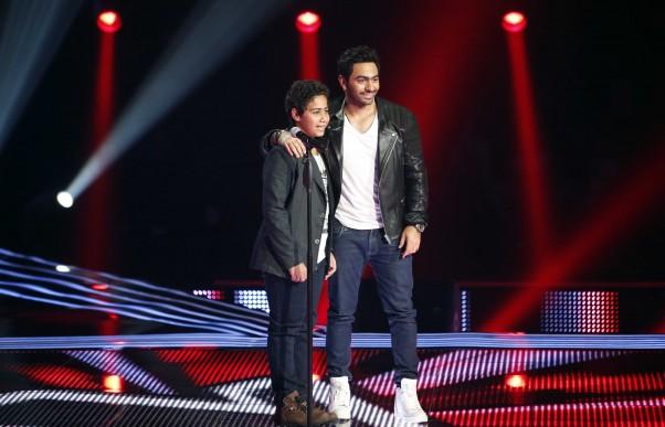 MBC1 & MBC MASR- the Voice Kids- Blind 3- Tamer's team- Marwan Tarek (2)