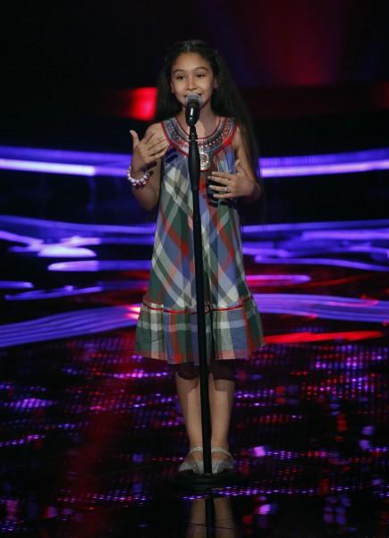MBC1 & MBC MASR- the Voice Kids- Blind 4- Tamer's team- Jouayria Hamdi