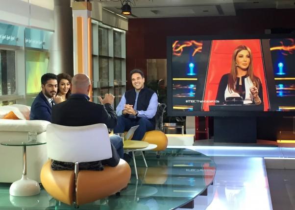 Mazen Hayek - Sabah Al Arabiya  (1)