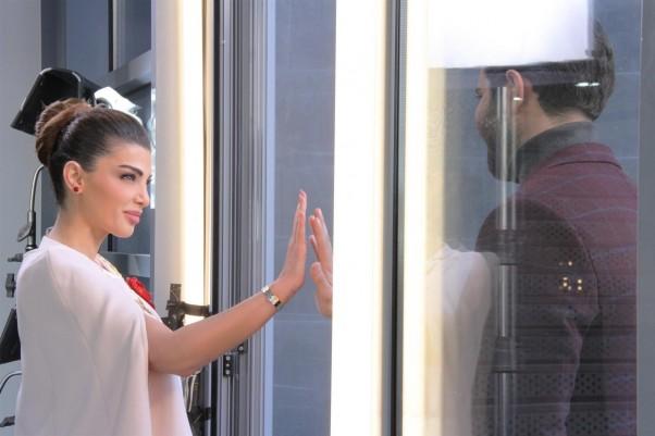 Music Nation - Dina Hayek - Releases Clip -  Hatetak b Rassi (7)