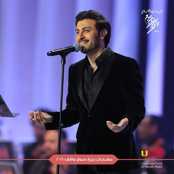 Music Nation - Majid Al Mohandis - Concert - Souq Waqif Spring Festival (1)
