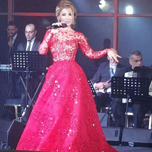 Music Nation - Nawal El Zoghbi - Concert - Lebanon - New Year's Eve (1)