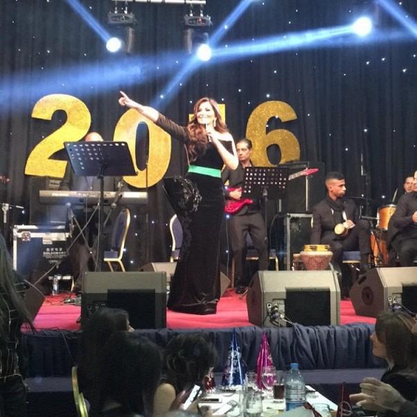 Music Nation - Shatha Hassoun - Concert - Jordan - New Year's Eve (4)