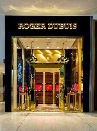 Roger Dubuis_Dubai_Mall_Boutique