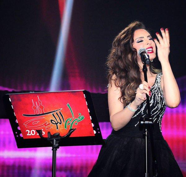 Music Nation - Angham - Concert - Febrayer Kuwait Festival  (5)