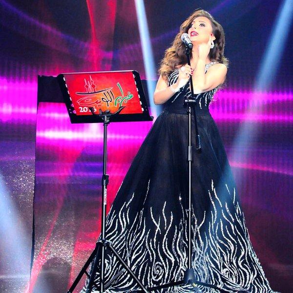 Music Nation - Angham - Concert - Febrayer Kuwait Festival  (6)