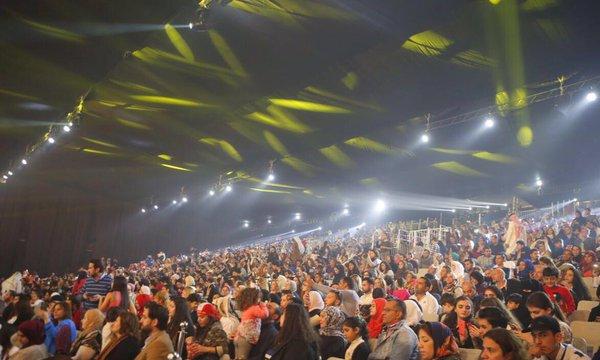 Music Nation - Assi El Hallani - Souq Waqif Spring Festival (1)