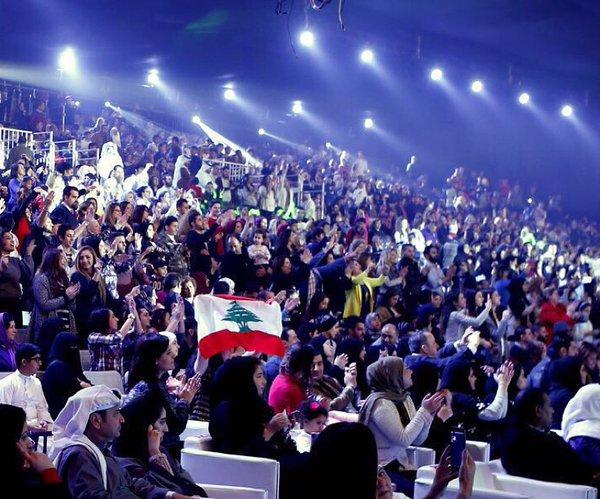 Music Nation - Assi El Hallani - Souq Waqif Spring Festival (2)