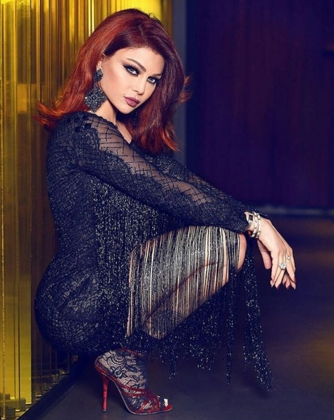 Music Nation - Haifa Wehbe - 3 Million Followers - Instagram (1)