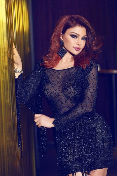 Music Nation - Haifa Wehbe - 3 Million Followers - Instagram  (6)