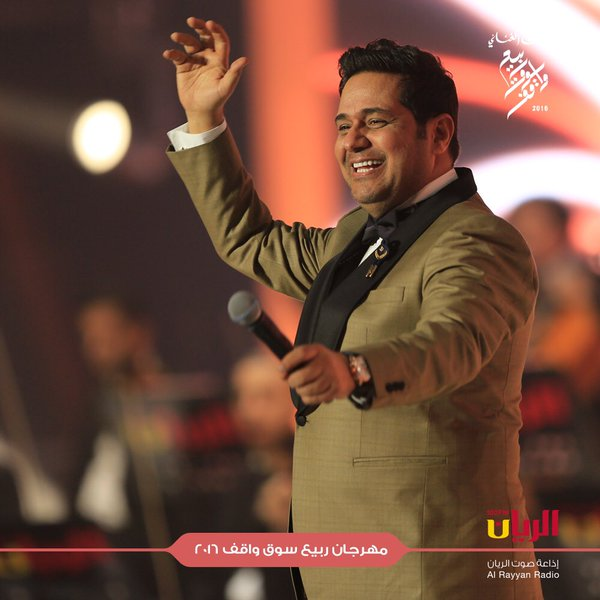 Music Nation - Hatem Al Iraqi -  Souq Waqif Spring Festival (3)