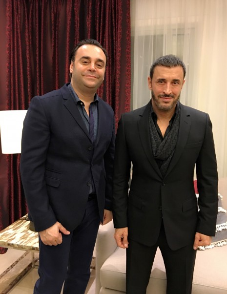 Music Nation - Kadim Al Sahir - Interview (1)