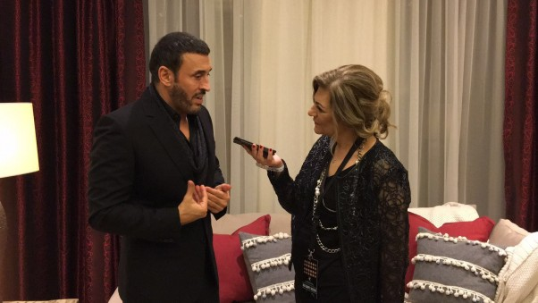Music Nation - Kadim Al Sahir - Interview (2)