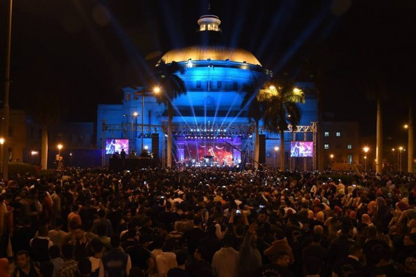 Music Nation - Miohamed Mounir - Concert - Cairo (1)