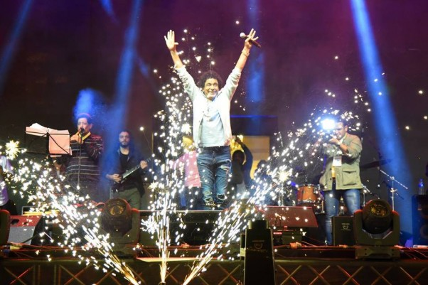 Music Nation - Miohamed Mounir - Concert - Cairo (7)
