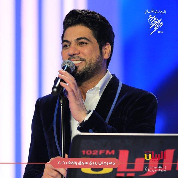 Music Nation - Waleed Al Shami - Souq Waqif Spring Festival (1)